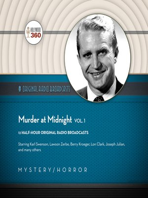 cover image of Murder at Midnight, Volume 1