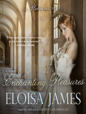 cover image of Enchanting Pleasures