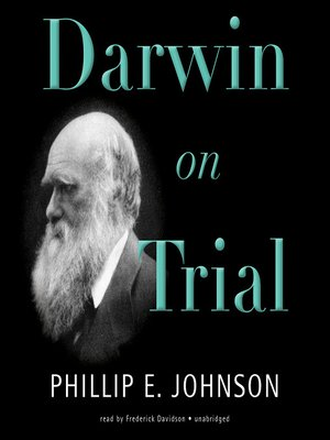 cover image of Darwin on Trial