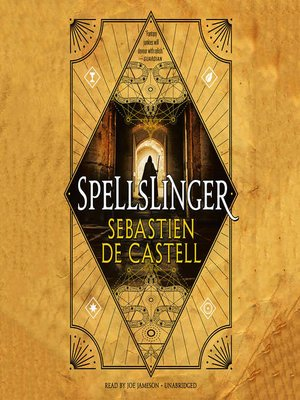 cover image of Spellslinger