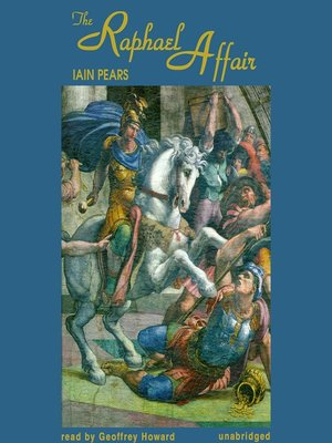 cover image of The Raphael Affair