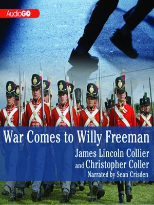 cover image of War Comes to Willy Freeman