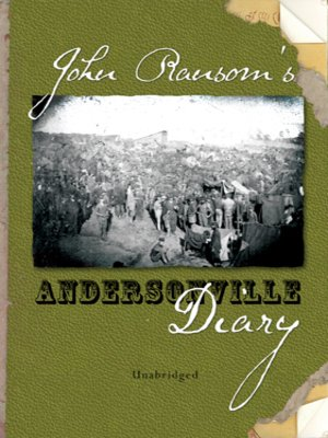 cover image of John Ransom's Diary