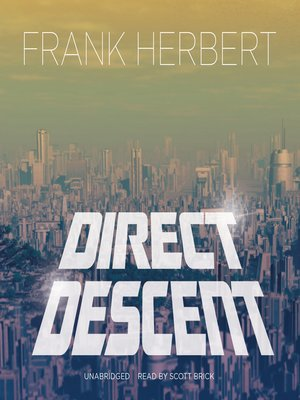cover image of Direct Descent