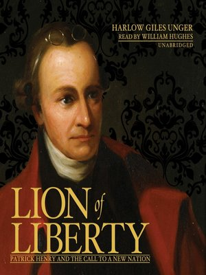 cover image of Lion of Liberty