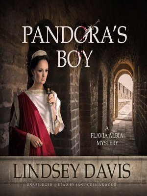 cover image of Pandora's Boy