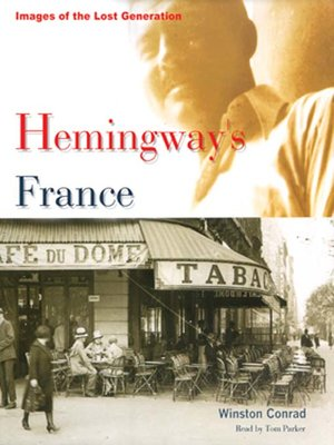 cover image of Hemingway's France