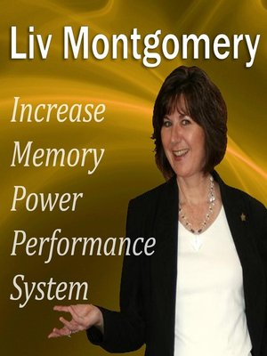 cover image of Increase Memory Power Performance System