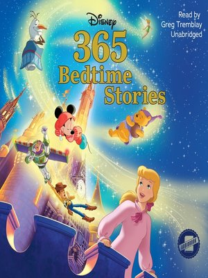 cover image of 365 Bedtime Stories