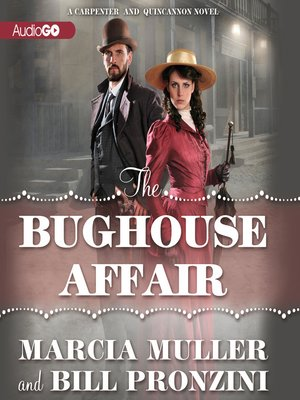 cover image of The Bughouse Affair