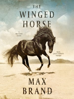 cover image of The Winged Horse