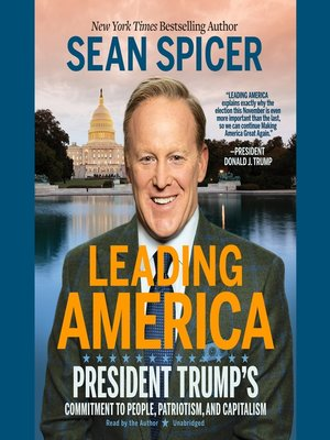 cover image of Leading America