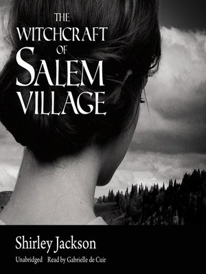 cover image of The Witchcraft of Salem Village