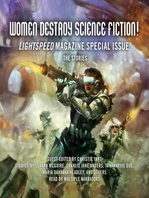 cover image of Women Destroy Science Fiction!