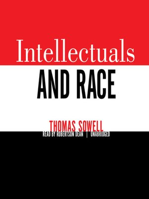 cover image of Intellectuals and Race