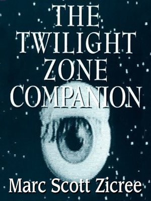 cover image of The Twilight Zone Companion