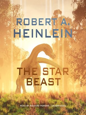 cover image of The Star Beast
