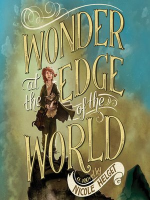 cover image of Wonder at the Edge of the World