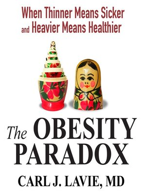 cover image of The Obesity Paradox