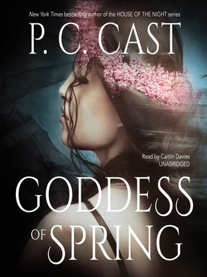 cover image of Goddess of the Spring