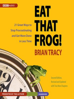 cover image of Eat That Frog!