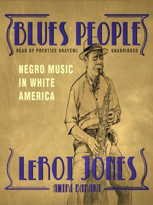cover image of Blues People