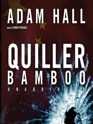 cover image of Quiller Bamboo