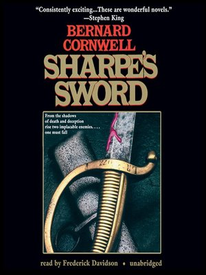 cover image of Sharpe's Sword: Richard Sharpe and the Salamanca Campaign, June and July 1812