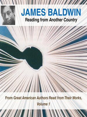 cover image of James Baldwin Reading from Another Country