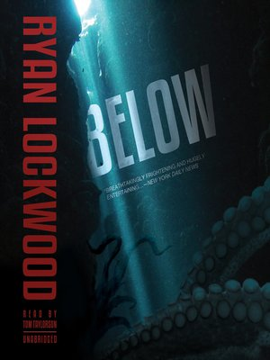 cover image of Below
