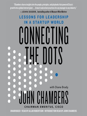 cover image of Connecting the Dots