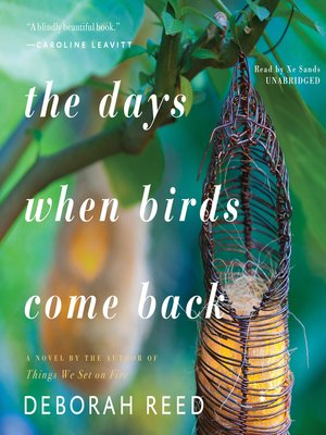 cover image of The Days When Birds Come Back
