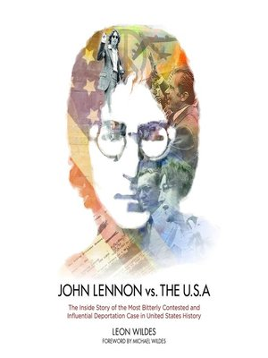 cover image of John Lennon vs. the USA