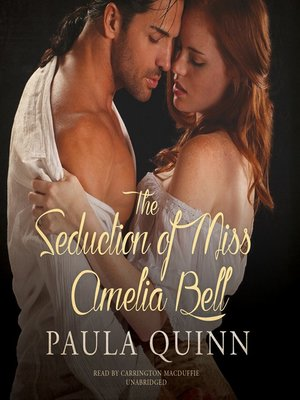 cover image of The Seduction of Miss Amelia Bell