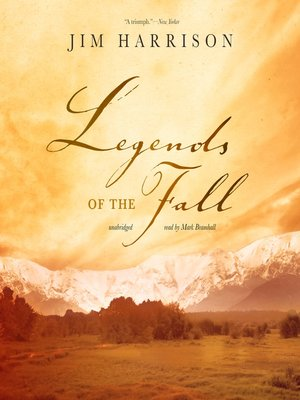 cover image of Legends of the Fall