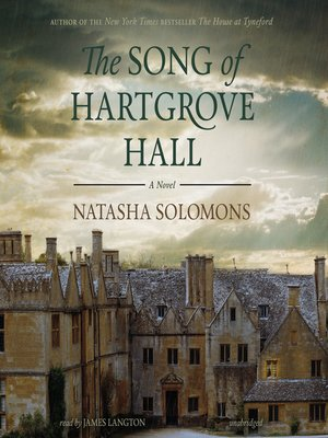 cover image of The Song of Hartgrove Hall