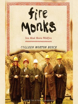 cover image of Fire Monks