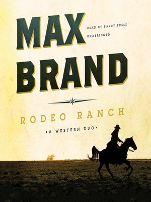 cover image of Rodeo Ranch