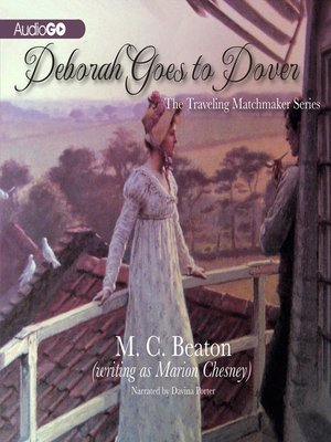 cover image of Deborah Goes to Dover