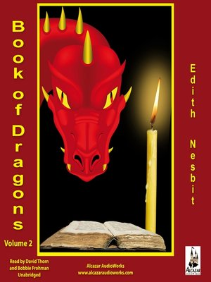 cover image of The Book of Dragons, Volume 2
