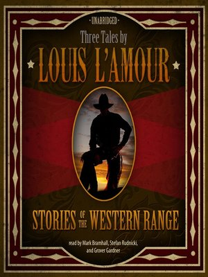 cover image of Stories of the Western Range