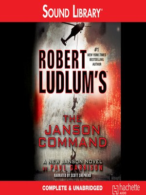 cover image of Robert Ludlum's The Janson Command