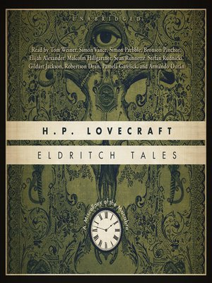 cover image of Eldritch Tales
