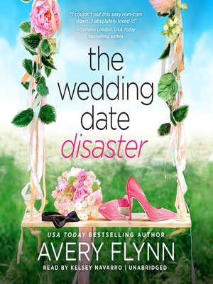 cover image of The Wedding Date Disaster