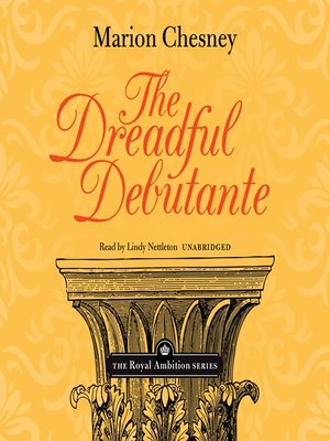 cover image of The Dreadful Debutante