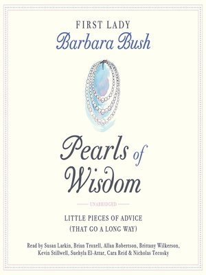 cover image of Pearls of Wisdom