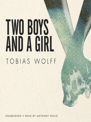 cover image of Two Boys and a Girl