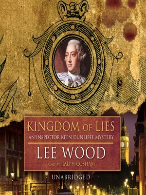 cover image of Kingdom of Lies