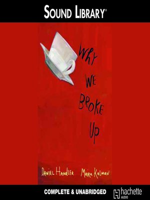 cover image of Why We Broke Up