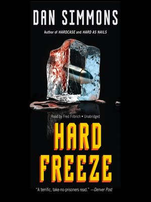 cover image of Hard Freeze